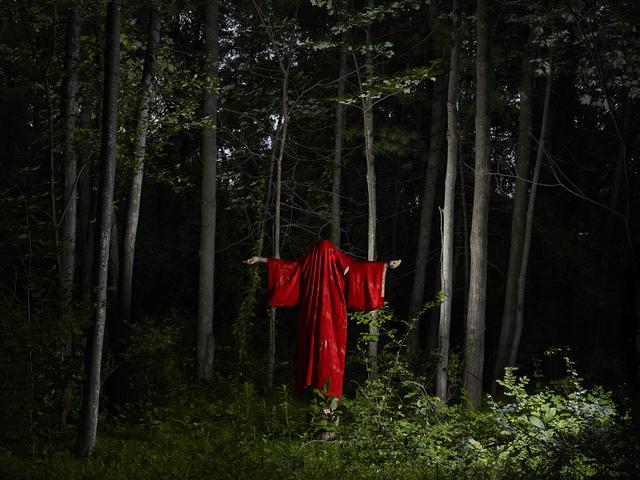 , 'Layered Solitude #1537,' 2014, MIYAKO YOSHINAGA
