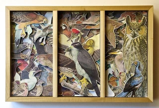 , 'The Birds (1936),' 2018, Jonathan Ferrara Gallery