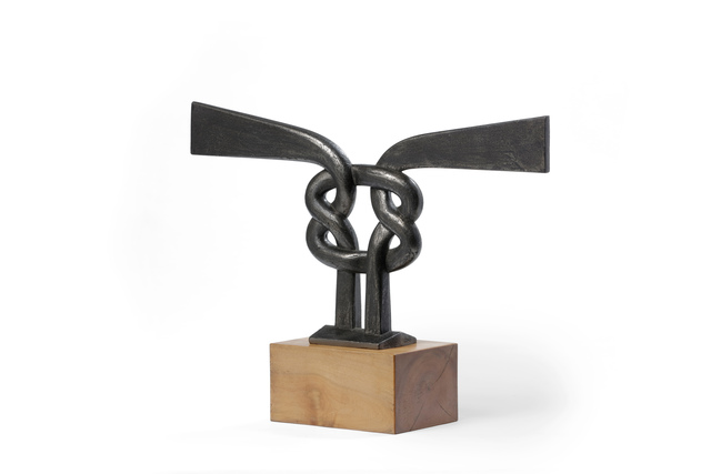 , 'Granny's Knot ,' 1995, The Mayor Gallery
