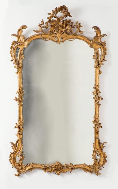 , 'Mirror,' 1760, Cooper Hewitt, Smithsonian Design Museum