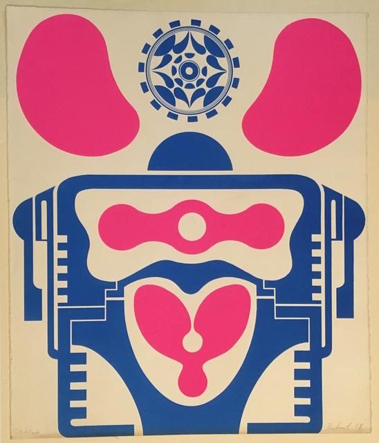 , '(Formel und) Maschine,' 1968, Galerie SOON