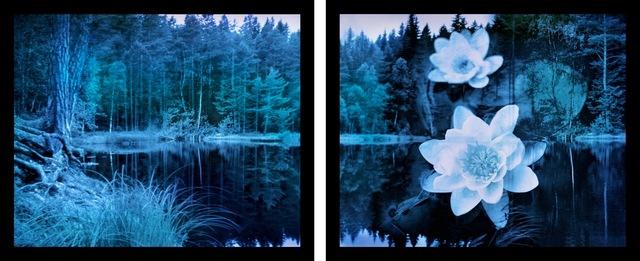 Maya Eizin Öijer, 'Spegel I, Spegel II/Mirror I, Mirror II, ', 2004, Andréhn-Schiptjenko