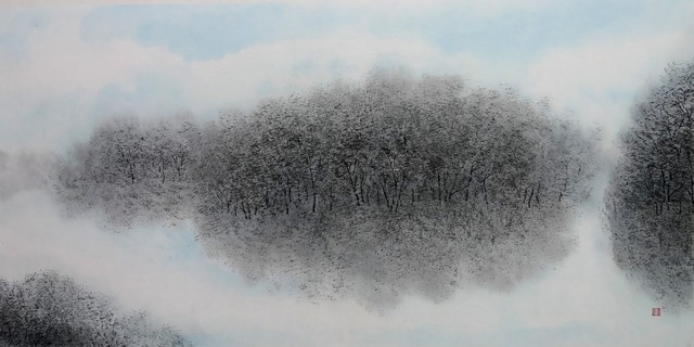 Terence Tan 陈智华, 'Wetland #0217', 2017, White Space Art Asia