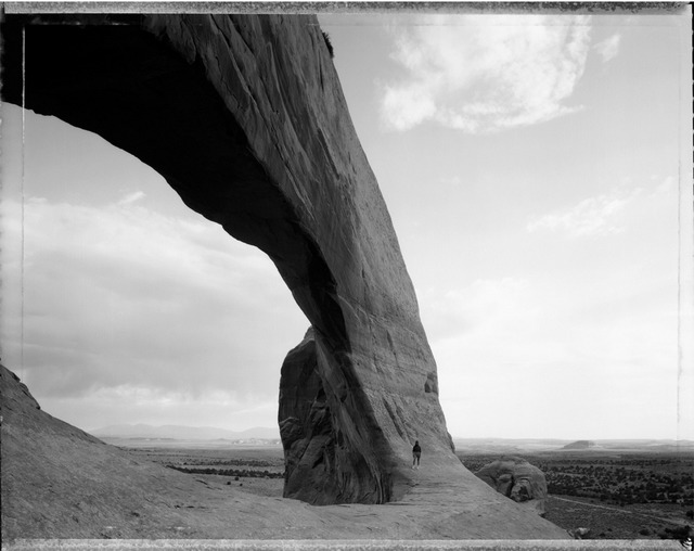 , 'Beneath the Great Arch. 6/21/82,' 1982, Danziger Gallery