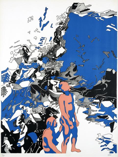 Henri Cueco, 'Untitled', Digard Auction