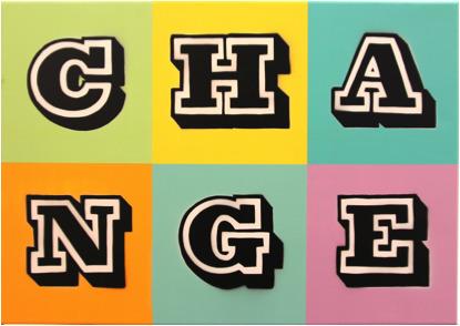 , 'Change,' 2016, Jealous Gallery