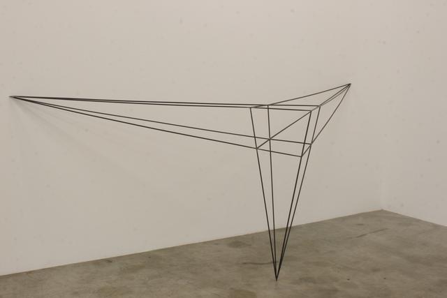 , 'Die Illusion ist groß (für Karlheinz Mureda) II,' 2016, Galleria Doris Ghetta