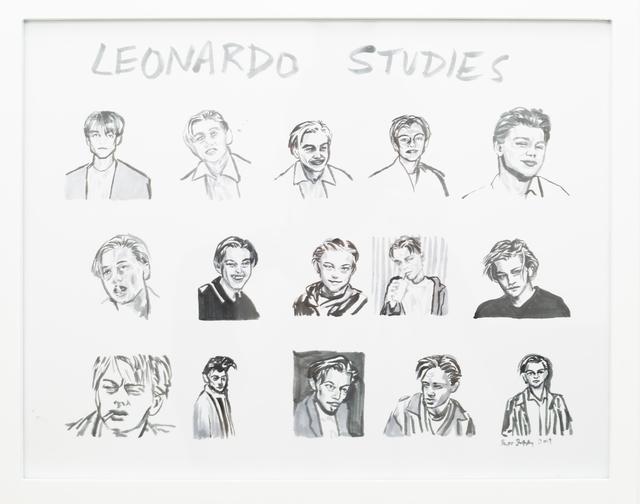 , 'Leonardo Studies,' 2019, Assembly Room