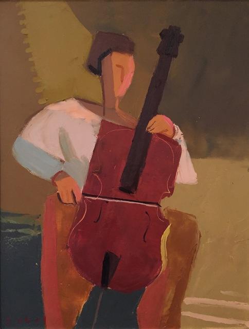 Jonathan Sobol, 'Cello Tones', 2011, M.A. Doran Gallery