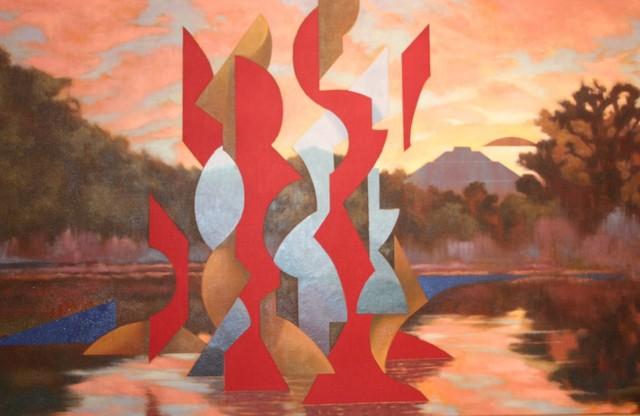 , 'VESTIGIOS,' 2018, Galería Quetzalli
