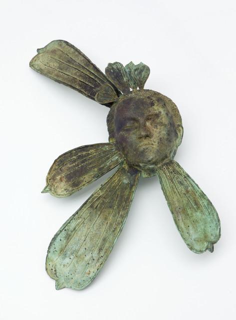 , 'Flower Head 2,' 2012, Barbara Gross