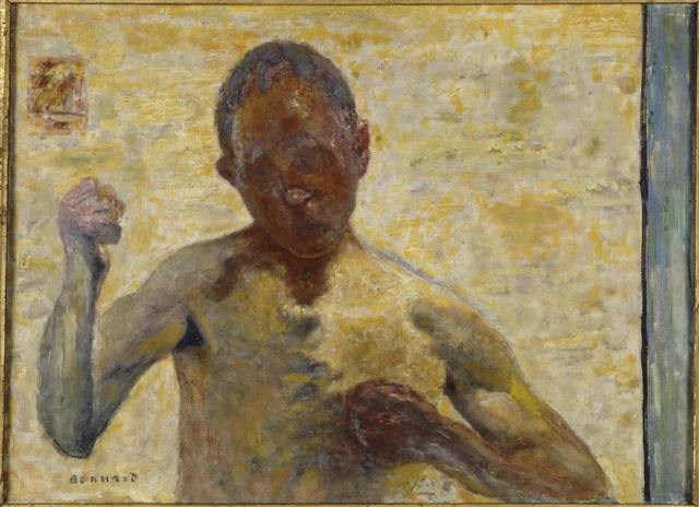 , 'Le Boxeur (portrait de l'artiste) (The Boxer, portrait of the artist),' 1931, Musée d'Orsay