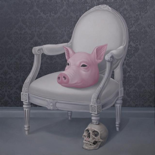 , 'Chair of Honor,' 2015, Yavuz Gallery