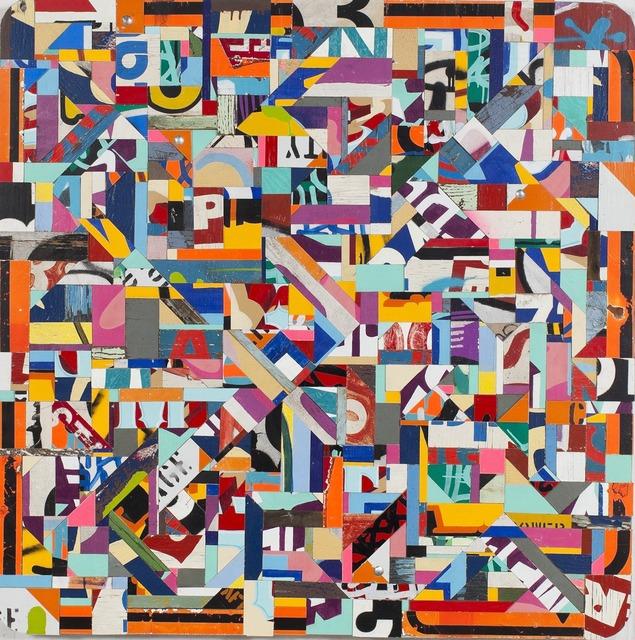 , '2690 Elmhurst,' 2013, Jonathan LeVine Projects