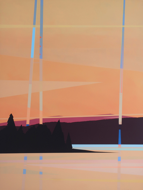 , 'Sanctuary,' 2018, Octavia Art Gallery