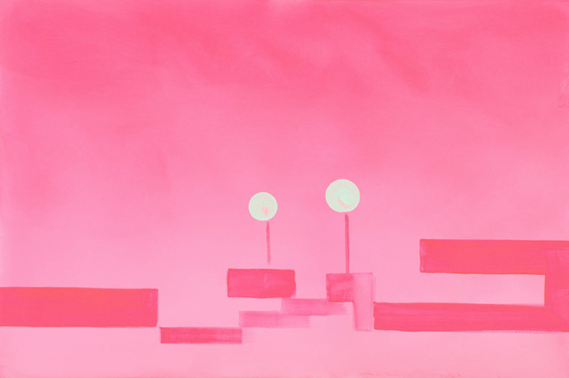 , 'Pink ,' 2005, Division Gallery