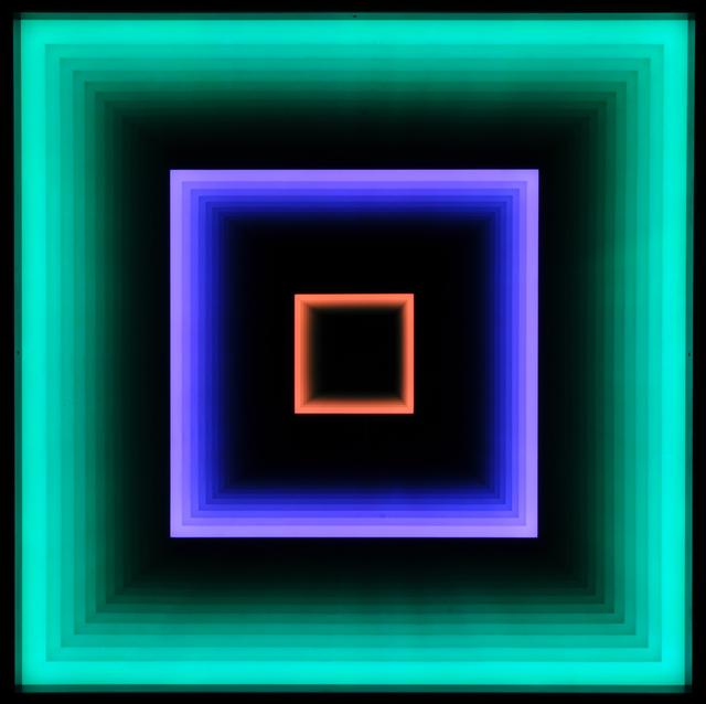 , 'Three Squares,' 2014, C. Grimaldis Gallery