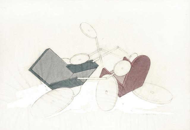 , 'Furioso,' 1975, Galerie Steinek