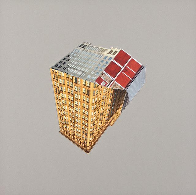 , 'Migrants 28,' 2016, Pentimenti Gallery