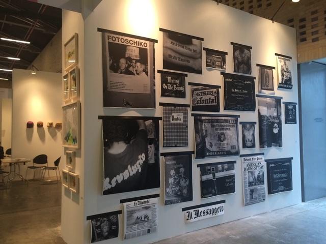 , 'Fractura (Bogota),' 2015, Y Gallery