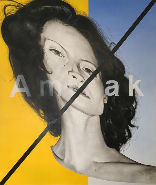 , 'Amtrack,' , saltfineart