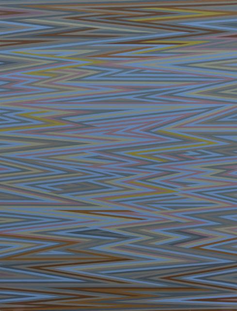 , 'Geranium Water,' 2019, Arthur Roger Gallery