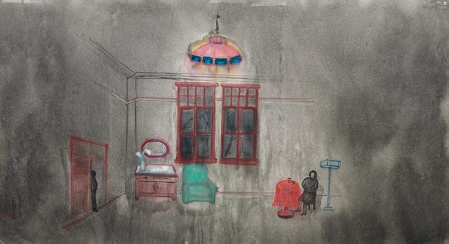 , '画室 Studio,' 2016, Matthew Liu Fine Arts