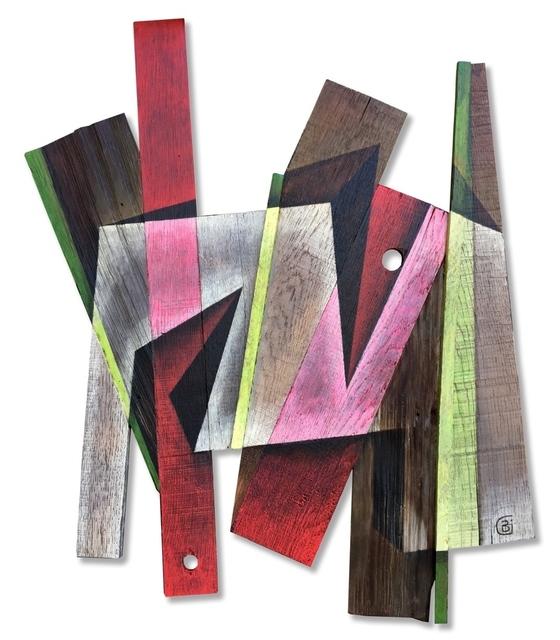 , 'ROBLE 2010,' 2017, Yael Rosenblut Gallery