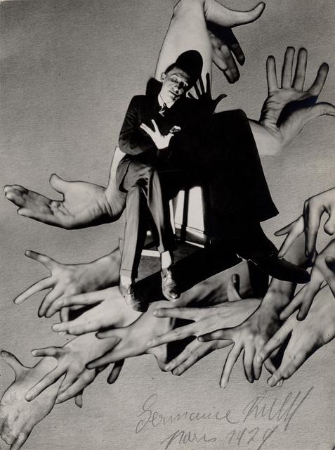 , 'Pol Rab (illustrator),' 1930, Jeu de Paume
