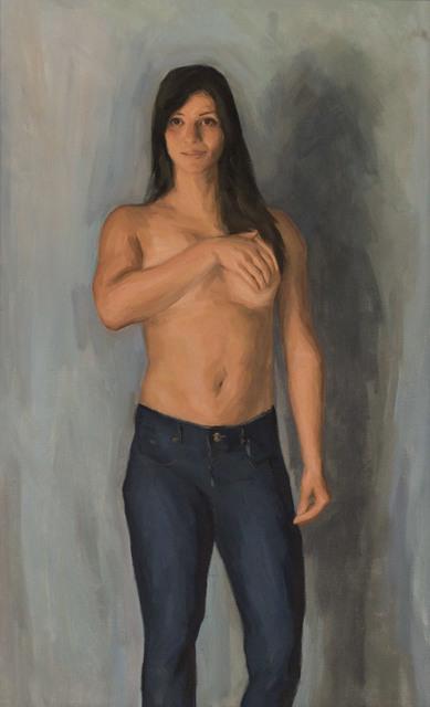 Carlos Martinez Leon, 'La Flaca', 2013, The Directed Art Modern