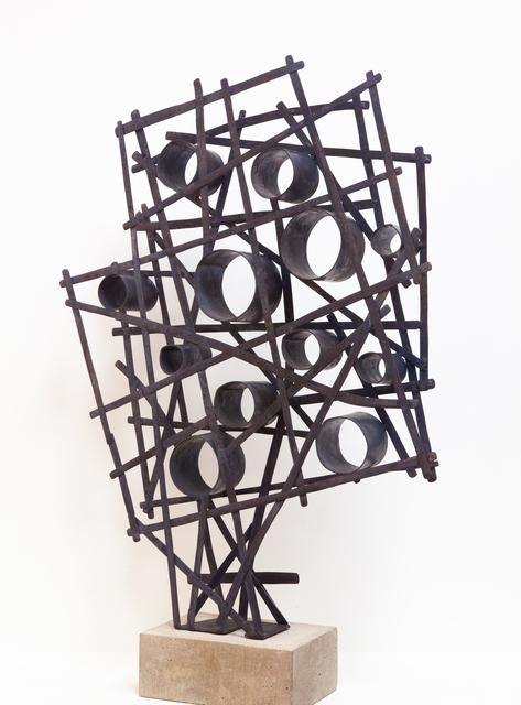 , 'Average Atoms,' 2018, Cross Contemporary Art