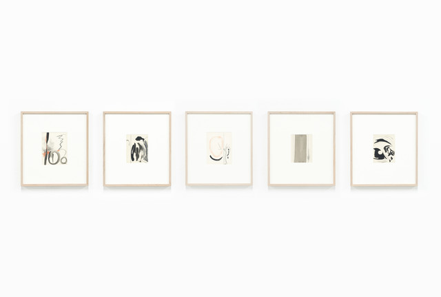 , 'Untitled, from the series Living smoke and clearwater drawings (Set C),' 1967, PROYECTOSMONCLOVA