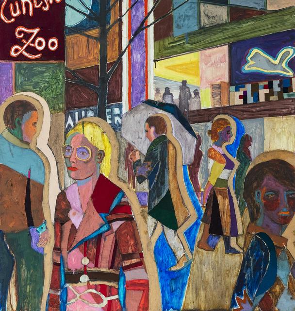 , 'E-D,' 2013, Hans Alf Gallery