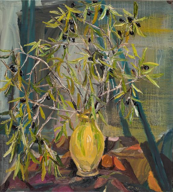 , 'Last Olives,' 2017, Oliver Sears Gallery