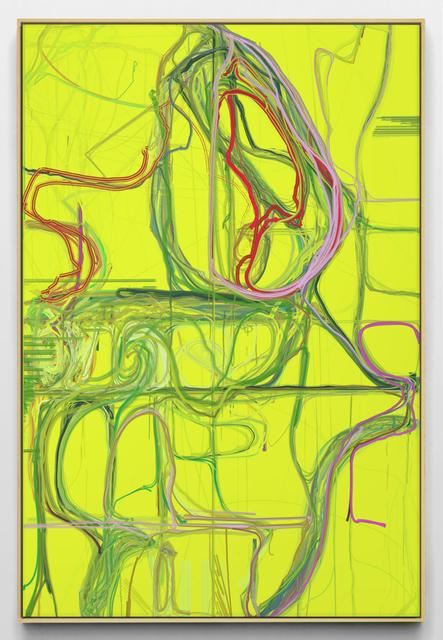, 'Cripple Chapel,' 2015, bitforms gallery
