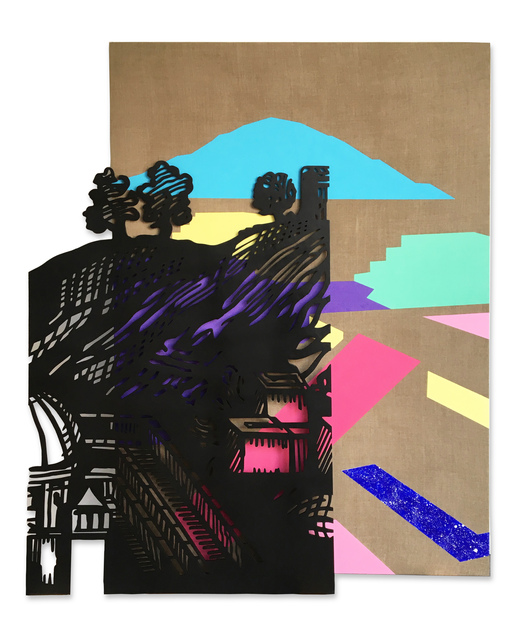 , 'Relato Construido,' 2018, RoFa Projects