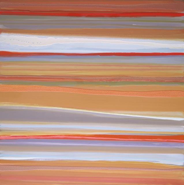 Bénédicte Gimonnet, 'Lineament SQ Orange', 2016, Artscoops