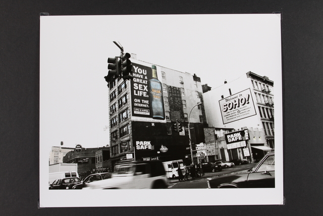 , 'New York,' 1997, Gallery LVS