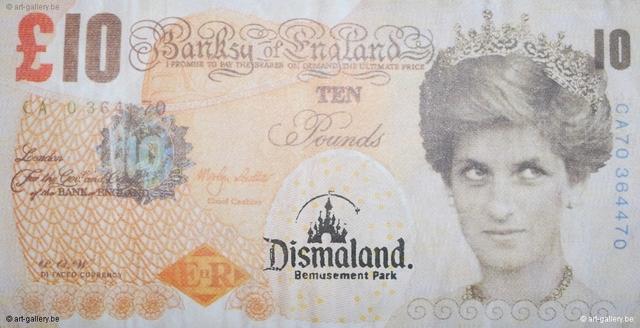 Banksy, 'Di-Faced Tenner', 2004, Artsnap
