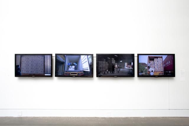 , ' De-stuffing matrix,' 2013, Queens Museum