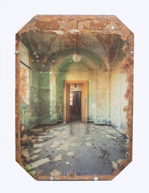 , 'Asylum Arched Room on Mirror ,' 2018, Charlie Smith London
