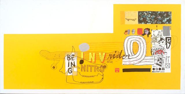 , 'INV-Rider,' 2016, Galerie Olivier Waltman   Waltman Ortega Fine Art