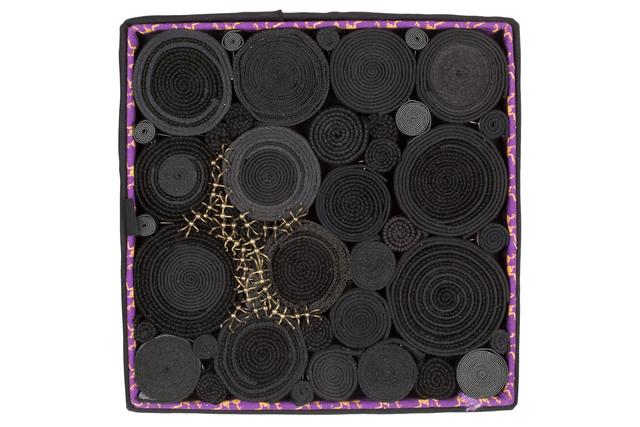 , 'Black Maquette,' 2013, MDC Museum of Art + Design