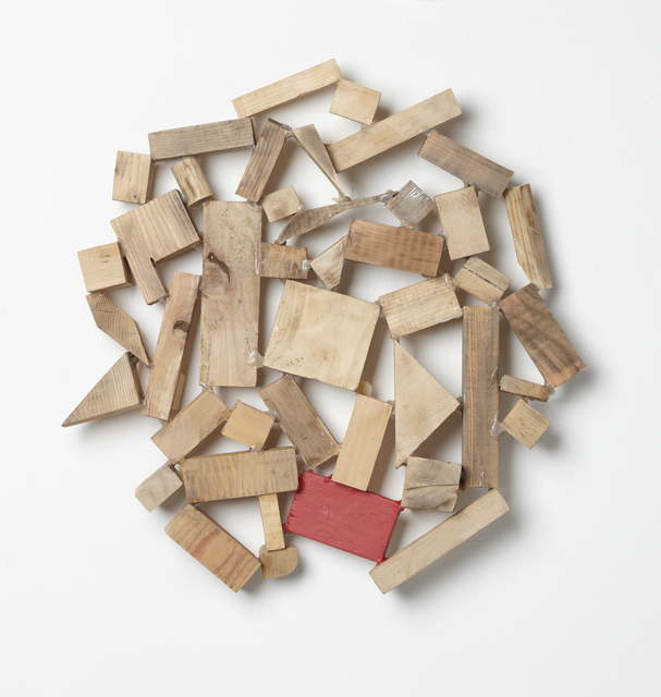 , 'Collected Edges,' 2007, Tomio Koyama Gallery