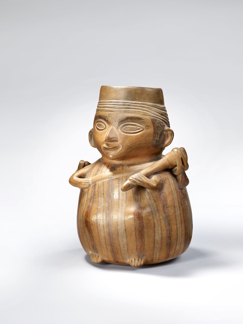 , 'Vase anthropomorphic (Anthropomorphic vase),' , Musée du quai Branly