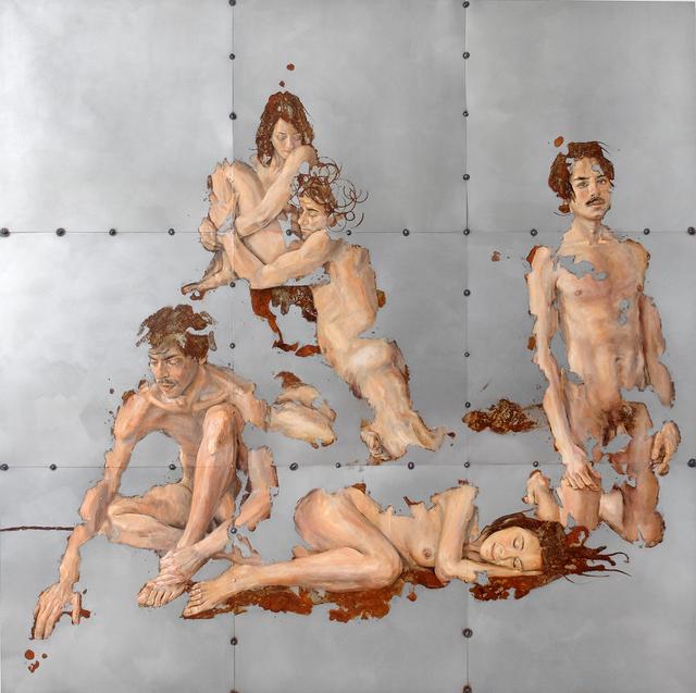 , 'L'isola (b),' , Accesso Galleria