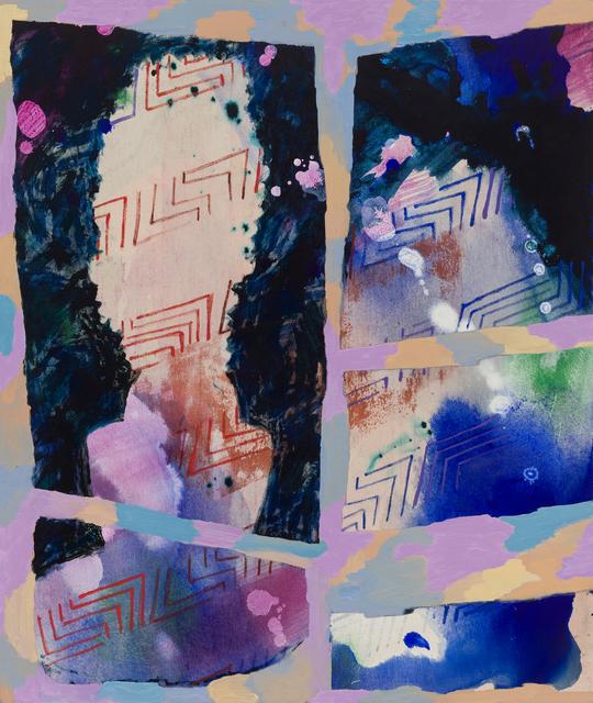 , 'Parties,' 2014, Asya Geisberg Gallery