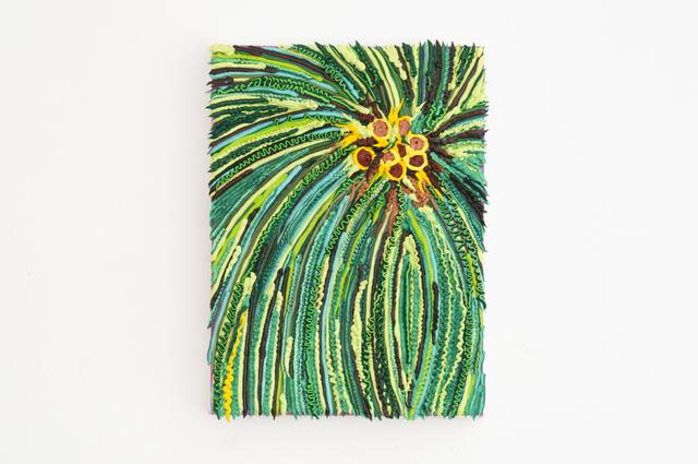 Caroline Larsen, 'Windy Palms', 2018, Dio Horia
