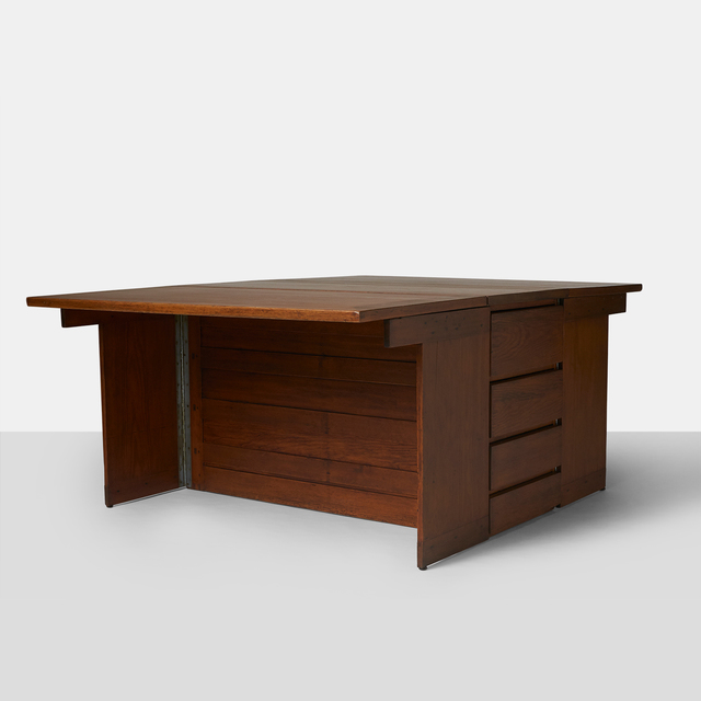 , 'Partners Desk by Wharton Esherick,' ca. 1960, Almond & Co.