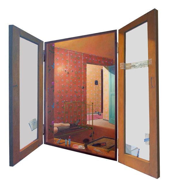 ", '""Je t'attends dans mon boudoir"",' 2018, anOTHER art gallery"